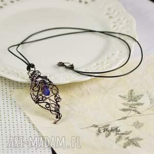 kryształ naszyjniki mystic - naszyjnik z wisiorem