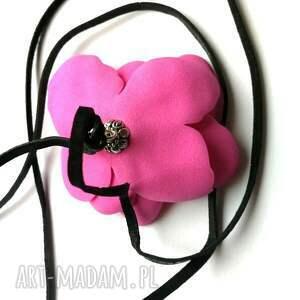 etno naszyjniki naszyjnik boho kwiaty