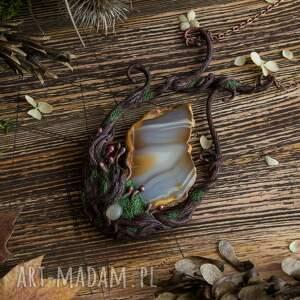 naszyjniki inspirowany-naturą naszyjnik inspirowany naturą