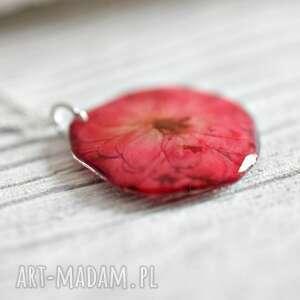 naszyjniki kolor 925 naszyjnik medalion ♥ róża