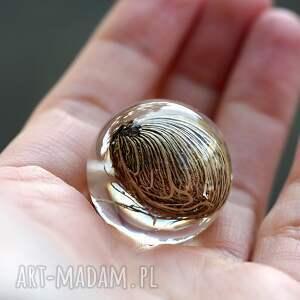 naszyjniki natura naszyjnik roślinny malaga, srebrny