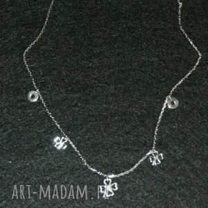 naszyjniki celebrytka naszyjnik srebrny