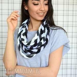 bawełna naszyjniki białe naszyjnik warkocz color sheyk 10