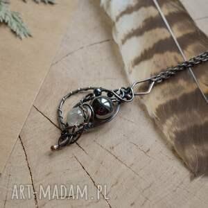 ręczne wykonanie naszyjniki prezent dla żony naszyjnik z wisiorem stworzony od podstaw