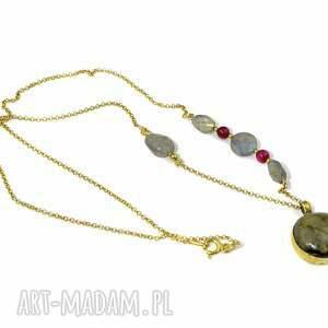 naszyjniki srebro naszyjnik na delikatnym łańcuszku ze srebra