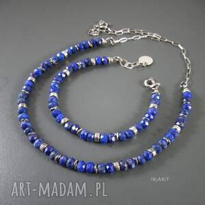 lapis naszyjniki naszyjnik z lazuli
