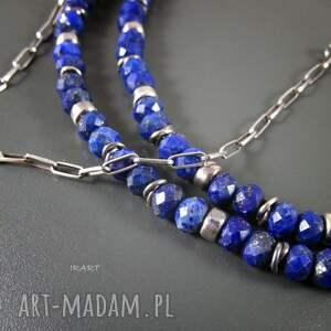 naszyjniki lapis naszyjnik z lazuli