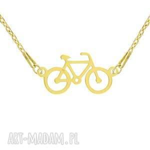 modne naszyjniki rower naszyjnik z rowerem - passion
