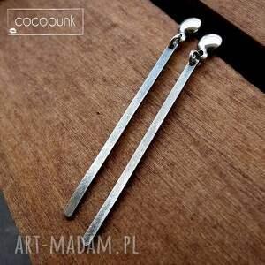 komplet naszyjniki naszyjnik z soplekiem - srebro pr