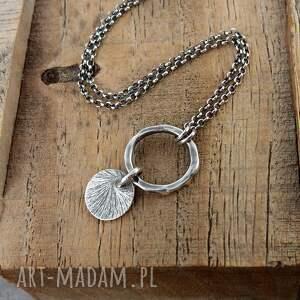 naszyjniki codzienny naszyjnik z zawieszką srebro 925