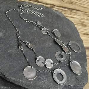 oryginalne naszyjniki naszyjnik ze srebra