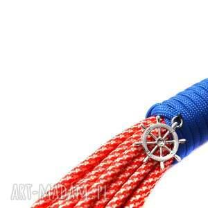 naszyjniki sznurkowy efektowny, modny, duży naszyjnik w stylu