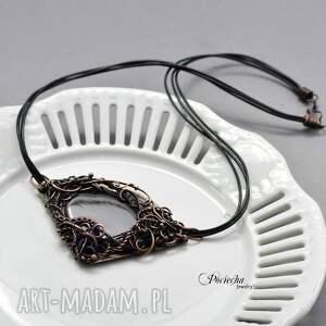 agat naszyjniki nuada - naszyjnik z agatem