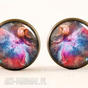 naszyjniki galaxy orion nebula - medalion