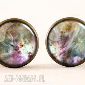 naszyjniki kosmiczna orion nebula - medalion