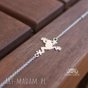 naszyjniki frog pani żaba