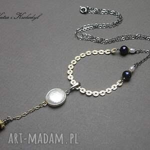 naszyjniki słodkowodne pearls - naszyjnik