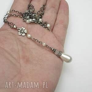 naszyjniki swarovski naszyjnik wykonany ze srebra pr. 925