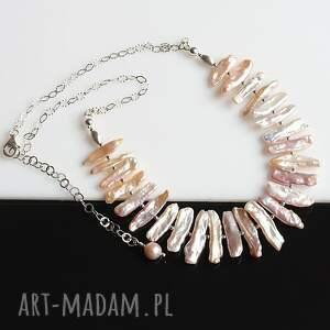 biwa naszyjniki perły - naszyjnik