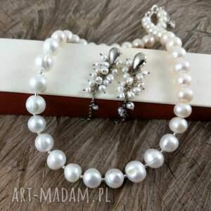 perły - klasyczny naszyjnik