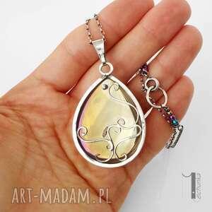 ciekawe naszyjniki naszyjnik perperuna ii srebrny