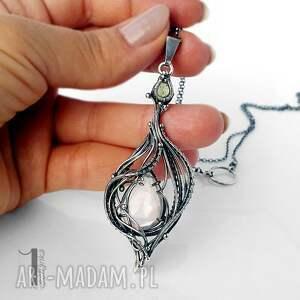 naszyjniki baśniowy ravenna srebrny naszyjnik