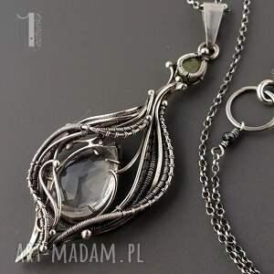 baśniowy naszyjniki ravenna srebrny naszyjnik