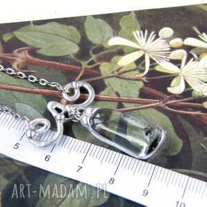 hand made naszyjniki naszyjnik kryształ romantyczny vintage