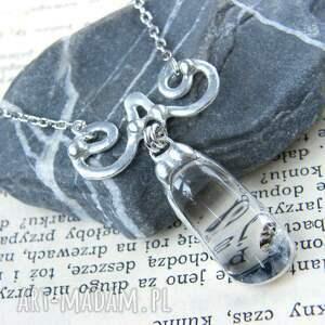 wisiorek z-kamieniem naszyjniki romantyczny naszyjnik vintage