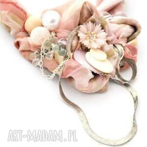 ręcznie robione naszyjniki naszyjnik rouge fairytale handmade