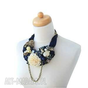 naszyjnik naszyjniki kolorowe royal handmade