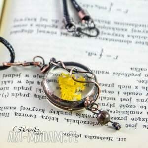 hand-made naszyjniki naszyjnik runo - z prawdziwymi