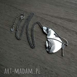 motyl naszyjniki secret garden- naszyjnik z motylem.