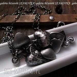 ręcznie robione naszyjniki serce serduszkowo romantyczny naszyjnik