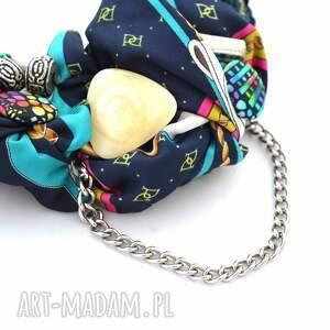 kolia naszyjniki shock & show naszyjnik handmade