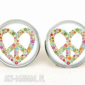 białe naszyjniki słowianie słowiańska miłość - medalion z ł