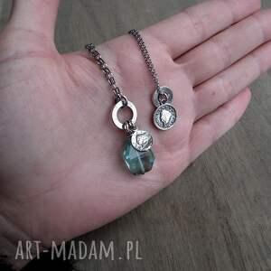 naszyjniki z-zawieszkami 2 srebrne -