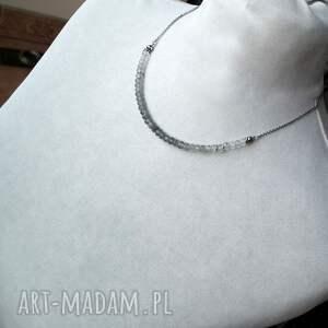 hand made naszyjniki stonowany naszyjnik w stylu boho/etnicznym/nowoczesnym