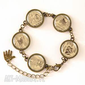 stara naszyjniki gazeta - medalion