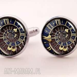 niesztampowe naszyjniki prezent steampunk - sekretnik z łańcuszkiem