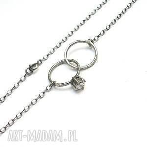 naszyjniki srebro wedding - naszyjnik