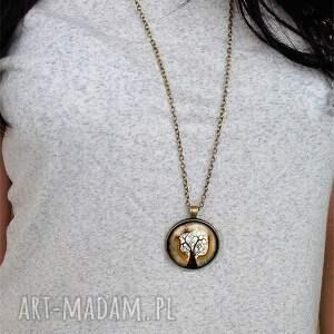 naszyjniki medalion wenecja - duży