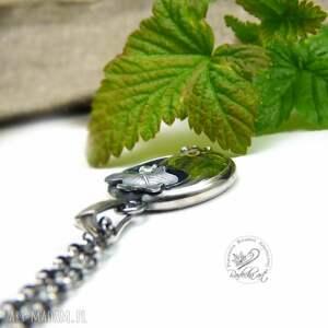 naszyjniki yin yang yin mini dębowy