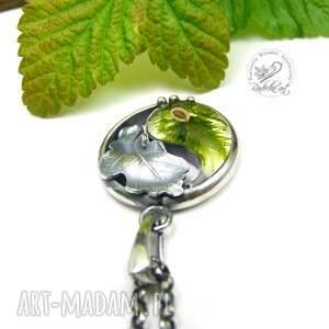 naszyjniki natura yin yang mini dębowy