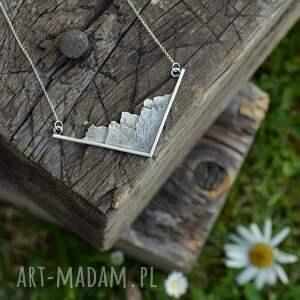 handmade naszyjniki naszyjnik z miłości do gór