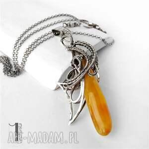 naszyjniki naszyjnik złoty anioł srebrny naszyjnikz