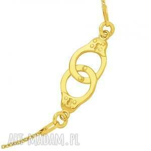 naszyjniki złoty naszyjnik z podkową