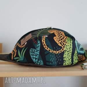 Tasha handmade nerki tropikalna nerka - dzika pantera