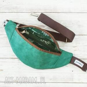 Joanka Z nerki: Nerka MINI (papier korek) - daglezja zielona - las
