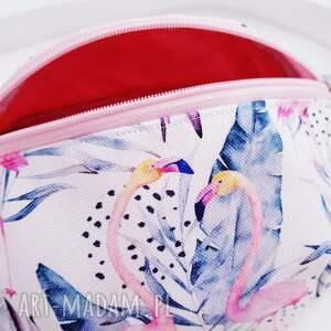 nerki nerka pastelowe flamingi